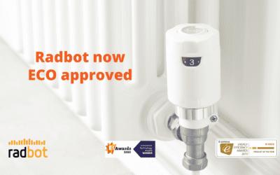 Ofgem approves Radbot for ECO